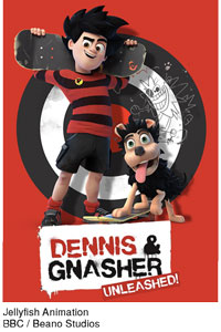 Dennis and Nasher